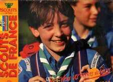 CALENDRIER SCOUTS DE FRANCE 1989 - 1990 ---