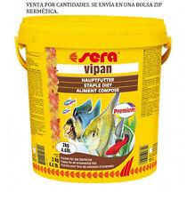 SERA VIPAN venta a granel COMIDA para PECES tropicales ACUARIO escamas alimento