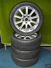 4St. VW Golf 5 6 1K Sommerräder Alufelgen 7,0 x 17 ET54 1K0601025K