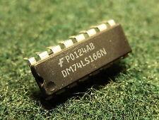 DM74LS166N 74LS166 74LS LOGIC 74166 FAIRCHILD Semiconductor