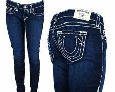 True Religion Jeans brand Stella Super T pastel yellow skinny lonestar WJC592BA4
