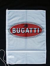 bandiera Ettore Bugatti logo ovale EB nylon flag piccola media grande 120 x 300