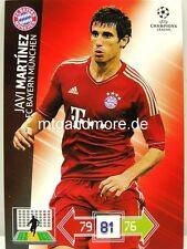 Adrenalyn XL Champions League 2012/2013 - FC Bayern München Spieler aussuchen