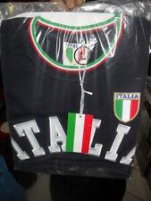 1 T-SHIRT BLU  ITALIA  CALCIO PIRLO BALOTELLI   MAGLIA  MAGLIETTA