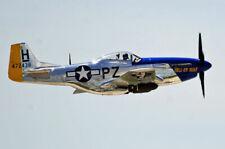 MA15 avions militaires P-51 P51 Mustang avion de chasse Poster Print A2 A3