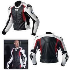 Chaquetas de estilo BMW Moto Motocicleta De Cuero Chaqueta Moto GP chaquetas de cuero de vaca