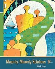 Majority-Minority Relations (5th Edition) by Farley, John E.