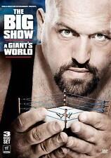 WWE: The Big Show - A Giants World DVD
