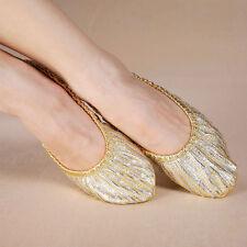 X11010 Danse Orientale Chaussons de ballet Costume chaussures danse orientale