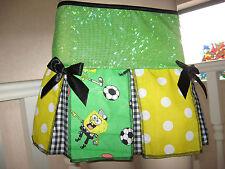 NEW Green,Black,Yellow,White Sponge Bob,Stars,Spots Sparkly Skirt-All sizes,Gift