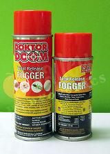 Doktor Doom Total Release Fogger mini 3oz 5.5oz Mites Gnats Aphids Pest Control