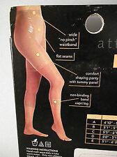 15 CAPRI  SHAPER  Longline Control  non - binding band capri leg Shaping Panty