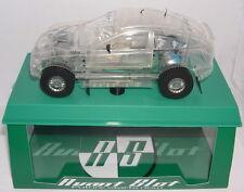 AVANT SLOT 50799 MITSUBISHI LANCER RACING CLEAR CAR COLECCION DAKAR 2 LTED.ED MB
