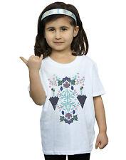 Disney Niñas Mary Poppins Floral Collage Camiseta