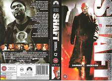 SHAFT VHS PAL SAMUEL L.JACKSON,CHRISTIAN BALE,TONI COLLETTE,RICHARD ROWNTREE
