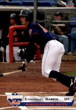 2009 Binghamton Mets Choice #10 Emmanuel Garcia Montreal Quebec Canada Card