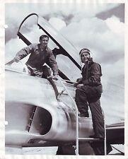 LOCKHEED T-33 SHOOTING STAR ~ BOISE, IDAHO -1954