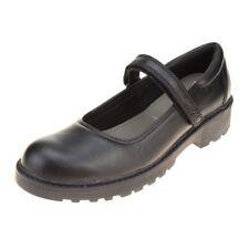Geox Casey Niñas Negro Escuela Zapatos