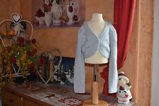 veste  cyrillus neuve 8 ans  5% lapin angora ou cache coeur