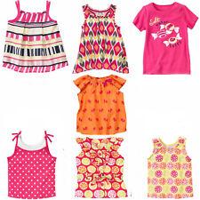 Gymboree Girl Top-Citrus Cooler,Cape Cod Cutie,Batik HTF Lines Retail Store