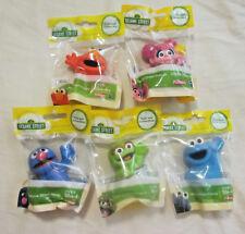 Playskool SESAME STREET toy figures Elmo*Abby*Grover*Cookie*Oscar~~you choose!