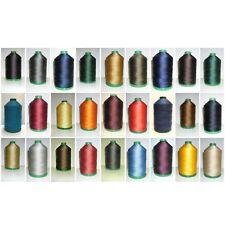 Hilo Nylon Resistente 20'S, 2000mtr, Tapizado Colores Surtidos