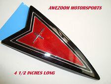 PONTIAC Emblem 4.5 inch Trans Sport G6 G8 Solstice Trans Am Torrent Grand GTO