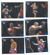 2000 K-1 Grand Prix card kickboxing MMA Pride FC Stefan Leko
