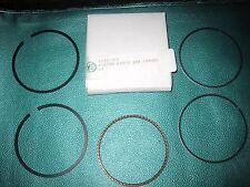 NOS Piston Ring Set 1.00 4TH O/S Yamaha 1985-1989 YFM200 Moto 4 6300-019