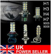 2X LED BULB CAR LIGHT WHITE 13 & 18 SMD  High Power Side light /Fog  Light
