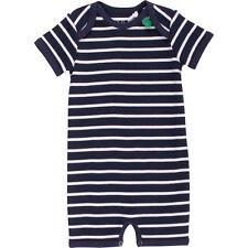Green Cotton Baby Beachbody Spieler Schlafanzug Overall Gr. 56 62 68 74 80 86 92
