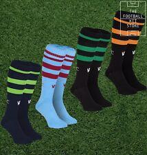 BNIB - Macron Aston Villa Football Socks - All Sizes - Home / Away / Goalkeeper