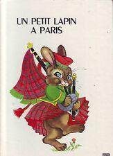Un Petit Lapin à Paris  Dorothy YARDLEY * Bias  EO 1973 * écosse * Mon Bel Album