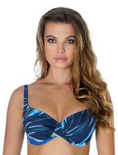 """ROSME Lingerie Women's Swimwear Beachwear Swimsuit Bikini Top """"ZULU"""" (L190220)"""