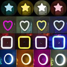 Sensor Night Light EU / US Plug Luminaire Led Lamp Baby Nightlight 110V 220V GL
