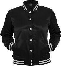 Urban Classics Ladies Shiny College Jacket TB349 Regular Fit neu