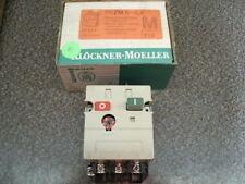 KLOCKNER-MOELLER #PKZM 0-2,4 MANUAL MOTOR STARTER