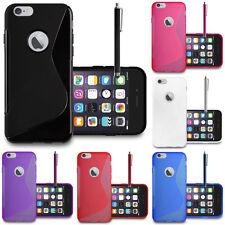 FUNDA PROTECTORA PARA Apple iPhone 6 Plus / 6s tpu silicona Estuche