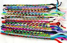 Criss cross friendship bracelets 13 designs available. Hippy Surfer Boho Gift