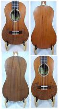 Alulu solid mahogany tenor ukulele, green abalone, laser sea fish pattern-2
