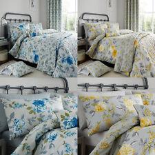 COLETTE Floral Printed 200 Thread Count Duvet Cover/Quilt Cover Set Bed Linen