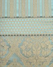 Stoff Meterstoff Möbelstoff Polsterstoff Profiqualität Barock Renaissance grün