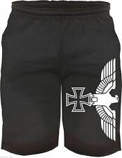 REICHSADLER Jersey-Shorts  - Gr. M - XXL - iron cross imperial eagle kurze hose