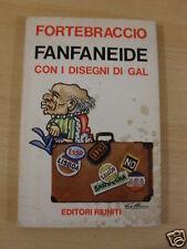 FORTEBRACCIO FANFANEIDE EDITORI RIUNITI