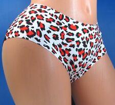 Homme brillant satin à volants BLOOMER Sissy Culottes Bikini Sous-vêtements à revêtement Culotte