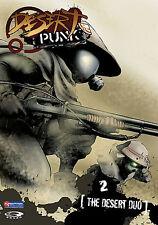 Desert Punk - Vol. 2: The Desert Duo (DVD, 2007) Disc Only-Free Shipping