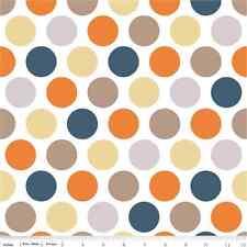 Super Star Multi Dot by Zoe Pearn, My Mind's Eye for Riley Blake, 1/2 yd fabric