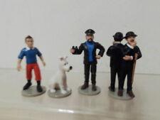Tim und Struppi Figur mit Käpt´n Haddock und Schulze + Schultze auswählen/Set