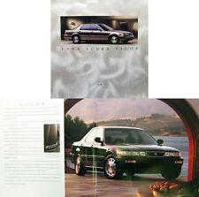 Honda Acura Vigor LS GS 1993-94 Original Canadian Sales Brochure Pub. 756-4B-002