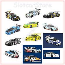 NSR Porsche 997 GT3 / Rally Auto nach Wahl (1:32 analog Slotcar)